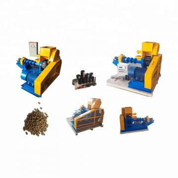 Small Capacity Chicken Feed Pellet Machine Fish Feed Price for Animal Feed Making Plant