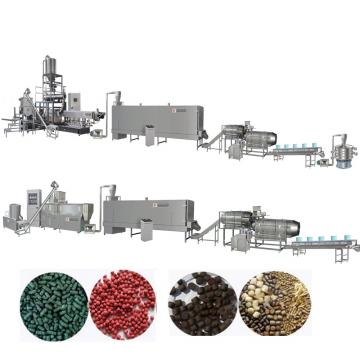 Wet Type Automatic Floating Fish Feed Pellet Maker Extruder Machine