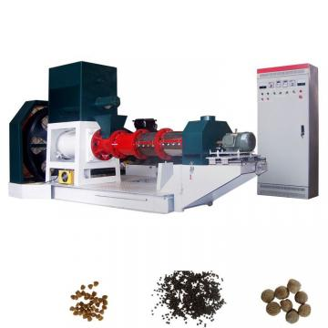 3ton Petfood Dog Food Fish Feed Double Crab Feed Single Snack Screw Extruder Extrusion