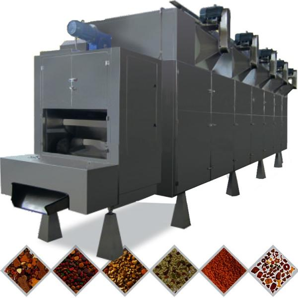 Fish Food Extruder Pellet Sinking Fish Feed Processing Extrusion Equipment Plant Floating Fish Food Production Line