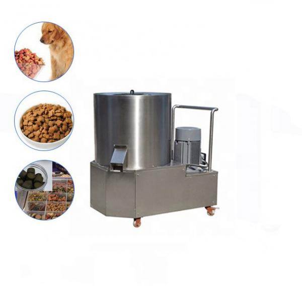 Ks-85 Twin Screw Extruder for Dry Animal Pet Dog Cat Floating Sinking Fish Feed Pellet Pet Food Making Machine