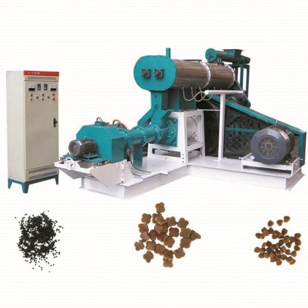 Complete Floating Fish Feed Extruder Machine Line/Floating Fish Feed Pellet Machine/Fish Feed Production Line