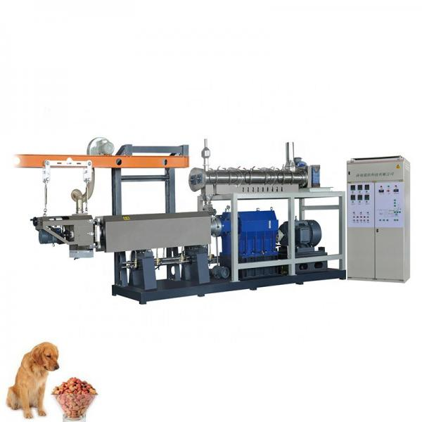 Typical Compound Used Animal Floating and Sinking Fish Feed Mixer Production Line Sewing Machine Price Pellet