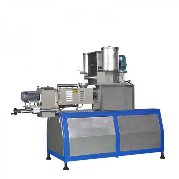 Ce Floating Fish Feed Pellet Production Line Animal Feed Machine