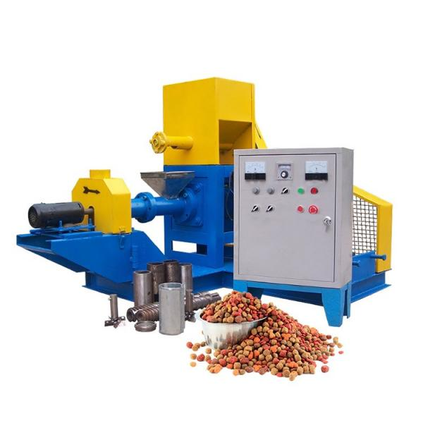 High Quality Rubber Machine/Pin-Barrel Cold Feed Rubber Extruder